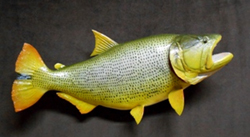 peacock bass replica